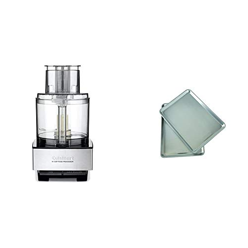 Cuisinart DFP-14BCNY 14-Cup Food Processor, Brushed ...
